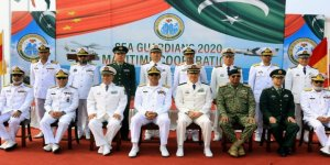 The sixth Pak-China joint Naval exercise occurred in Karachi, Pakistan