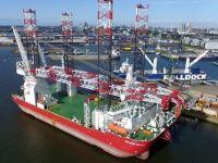 ROG upgrades world's largest jack-up vessel – Seajacks Scylla