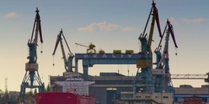 Zaliv Shipyard in Crimea to build two vessels for the Russian Navy