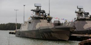 Finland received the first modernized Hamina-Class missile boat