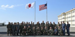 5 seamen rescued after U.S. Navy chopper crashes off Okinawa