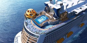 Cruise lines cancel their China sailings